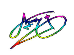 ayesha name signature
